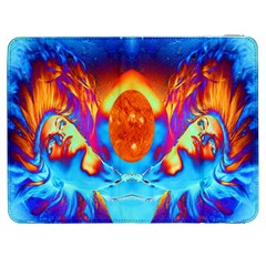 Escape From The Sun Samsung Galaxy Tab 7  P1000 Flip Case