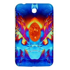 Escape From The Sun Samsung Galaxy Tab 3 (7 ) P3200 Hardshell Case