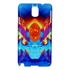 Escape From The Sun Samsung Galaxy Note 3 N9005 Hardshell Case