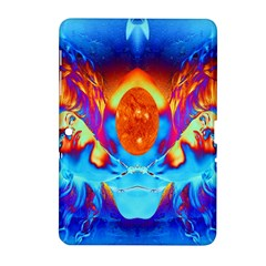 Escape From The Sun Samsung Galaxy Tab 2 (10 1 ) P5100 Hardshell Case