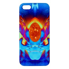 Escape From The Sun Iphone 5s Premium Hardshell Case