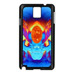 Escape From The Sun Samsung Galaxy Note 3 N9005 Case (Black)
