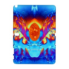 Escape From The Sun Samsung Galaxy Note 10 1 (p600) Hardshell Case