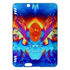 Escape From The Sun Kindle Fire Hdx Hardshell Case