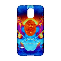 Escape From The Sun Samsung Galaxy S5 Hardshell Case
