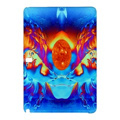 Escape From The Sun Samsung Galaxy Tab Pro 10.1 Hardshell Case