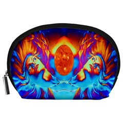 Escape From The Sun Accessory Pouch (Large)