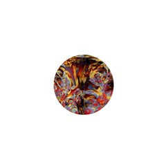 Abstract 4 1  Mini Button Magnet