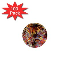 Abstract 4 1  Mini Button (100 Pack)