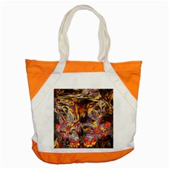 Abstract 4 Accent Tote Bag