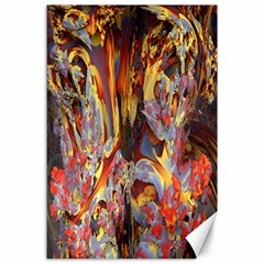 Abstract 4 Canvas 24  x 36  (Unframed)