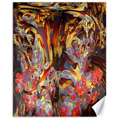 Abstract 4 Canvas 11  x 14  (Unframed)