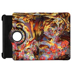 Abstract 4 Kindle Fire Hd Flip 360 Case