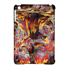 Abstract 4 Apple iPad Mini Hardshell Case (Compatible with Smart Cover)