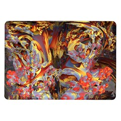 Abstract 4 Samsung Galaxy Tab 10 1  P7500 Flip Case
