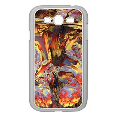 Abstract 4 Samsung Galaxy Grand DUOS I9082 Case (White)