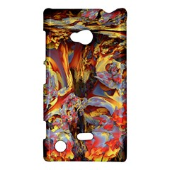Abstract 4 Nokia Lumia 720 Hardshell Case