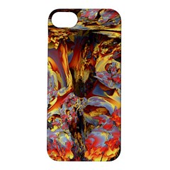 Abstract 4 Apple Iphone 5s Hardshell Case