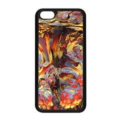 Abstract 4 Apple iPhone 5C Seamless Case (Black)