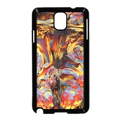 Abstract 4 Samsung Galaxy Note 3 Neo Hardshell Case (black)