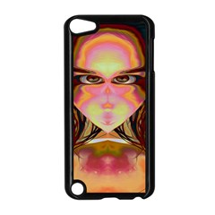 Cat Woman Apple iPod Touch 5 Case (Black)