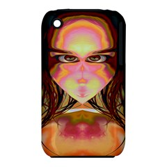 Cat Woman Apple Iphone 3g/3gs Hardshell Case (pc+silicone)