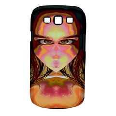 Cat Woman Samsung Galaxy S Iii Classic Hardshell Case (pc+silicone)