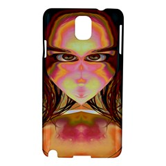Cat Woman Samsung Galaxy Note 3 N9005 Hardshell Case
