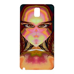 Cat Woman Samsung Galaxy Note 3 N9005 Hardshell Back Case