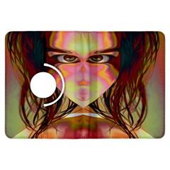 Cat Woman Kindle Fire HDX Flip 360 Case