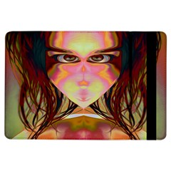 Cat Woman Apple iPad Air Flip Case