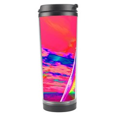 Cyborg Mask Travel Tumbler