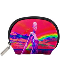 Cyborg Mask Accessory Pouch (Small)