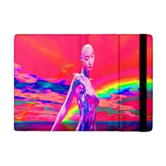 Cyborg Mask Apple Ipad Mini 2 Flip Case