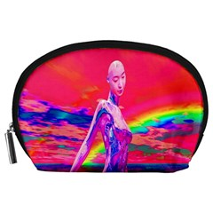 Cyborg Mask Accessory Pouch (large)