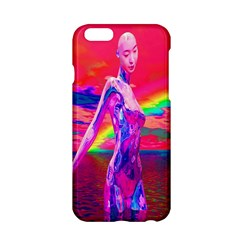 Cyborg Mask Apple iPhone 6 Hardshell Case