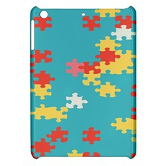 Puzzle Pieces Apple Ipad Mini Hardshell Case