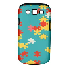 Puzzle Pieces Samsung Galaxy S Iii Classic Hardshell Case (pc+silicone)