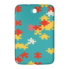 Puzzle Pieces Samsung Galaxy Note 8.0 N5100 Hardshell Case
