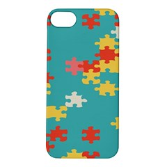 Puzzle Pieces Apple Iphone 5s Hardshell Case