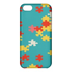 Puzzle Pieces Apple iPhone 5C Hardshell Case