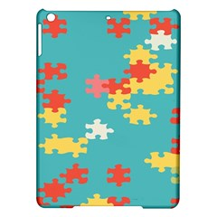 Puzzle Pieces Apple iPad Air Hardshell Case