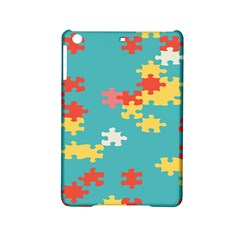 Puzzle Pieces Apple Ipad Mini 2 Hardshell Case
