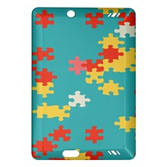 Puzzle Pieces Kindle Fire HD (2013) Hardshell Case