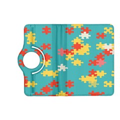 Puzzle Pieces Kindle Fire HD (2013) Flip 360 Case