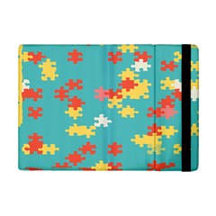 Puzzle Pieces Apple Ipad Mini 2 Flip Case
