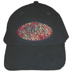 Color Mix Black Cap