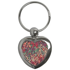 Color mix Key Chain (Heart)