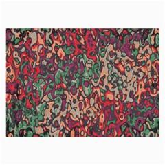 Color Mix Glasses Cloth (large)