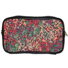 Color Mix Toiletries Bag (two Sides)